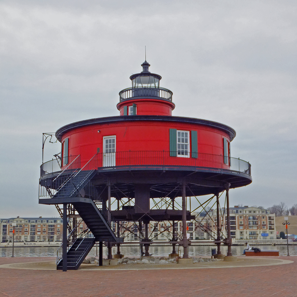 Phare Seven Foot Knoll