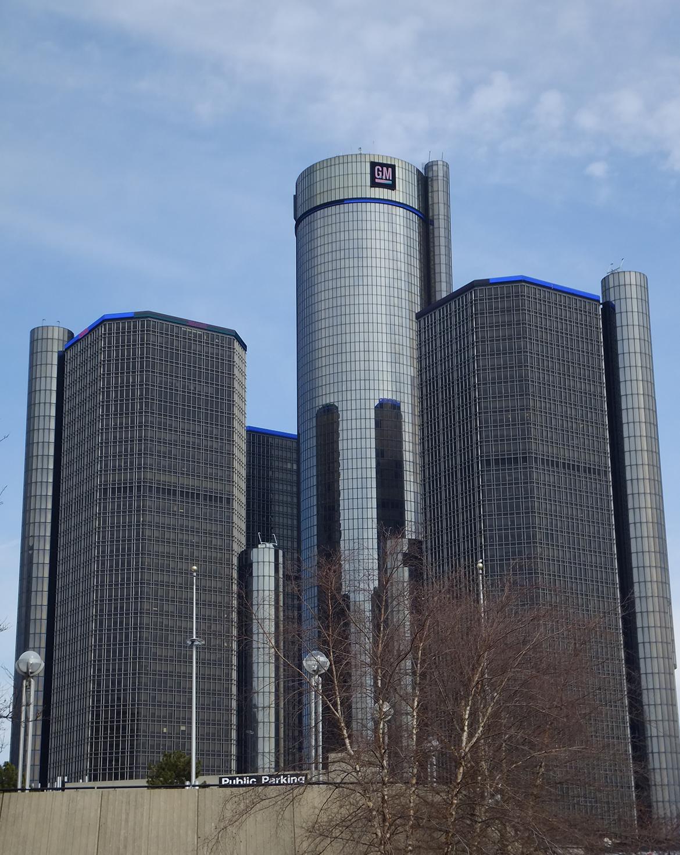 Le siège de General Motors
