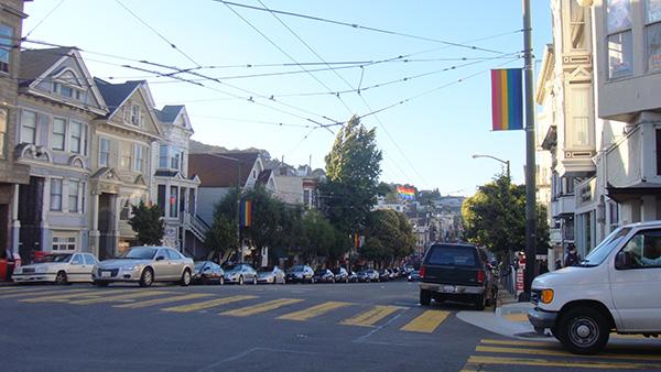 Castro et ses drapeaux