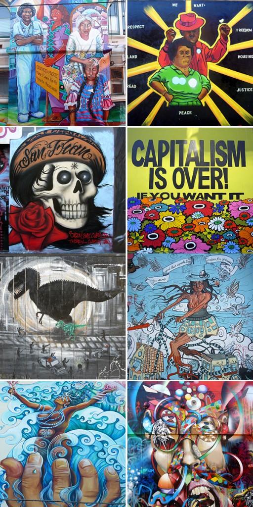 Peintures murales de Mission
