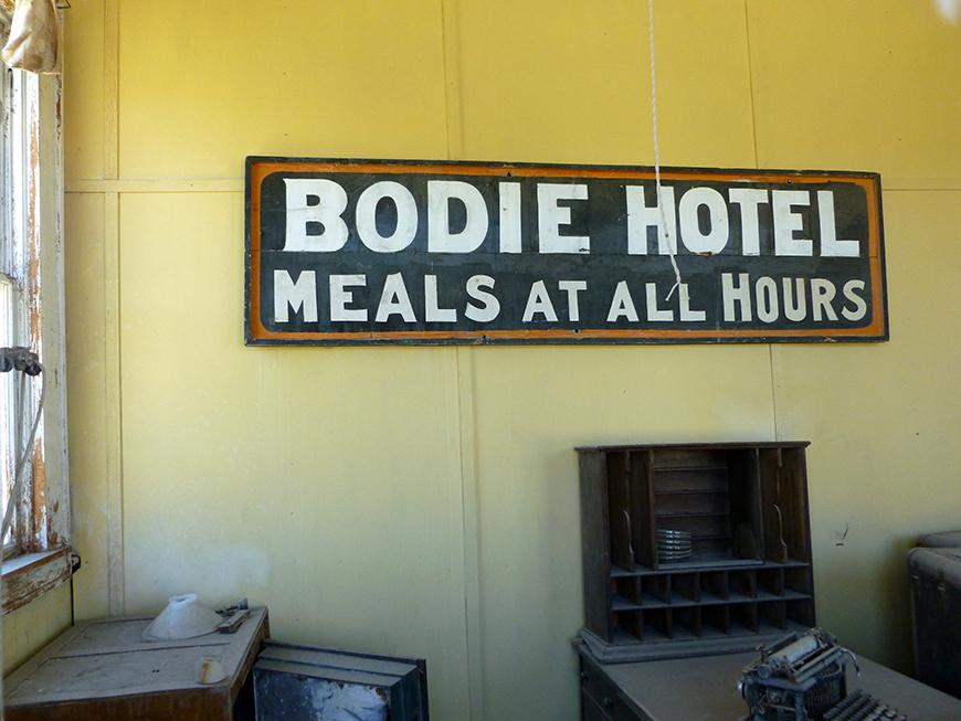 Hôtel de Bodie