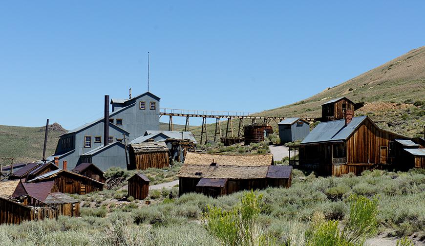Mines de la ville