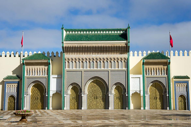 Palais Royal, Fez