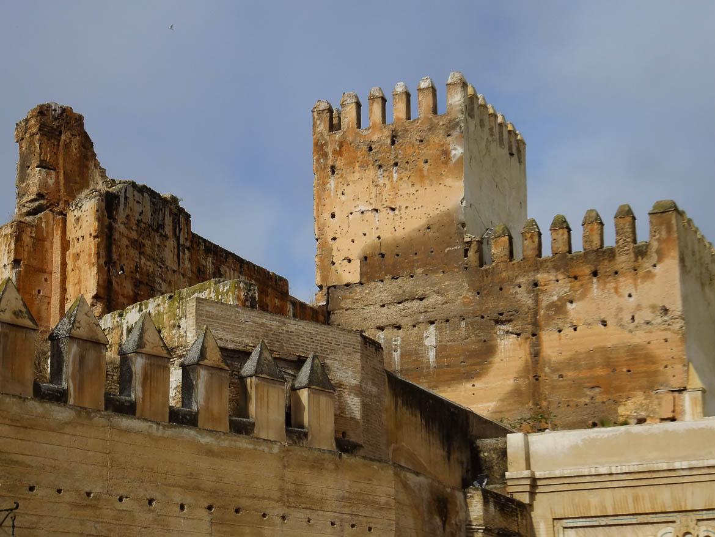 Remparts du Palais Royal, Fez