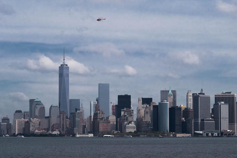 Skyline de New-York