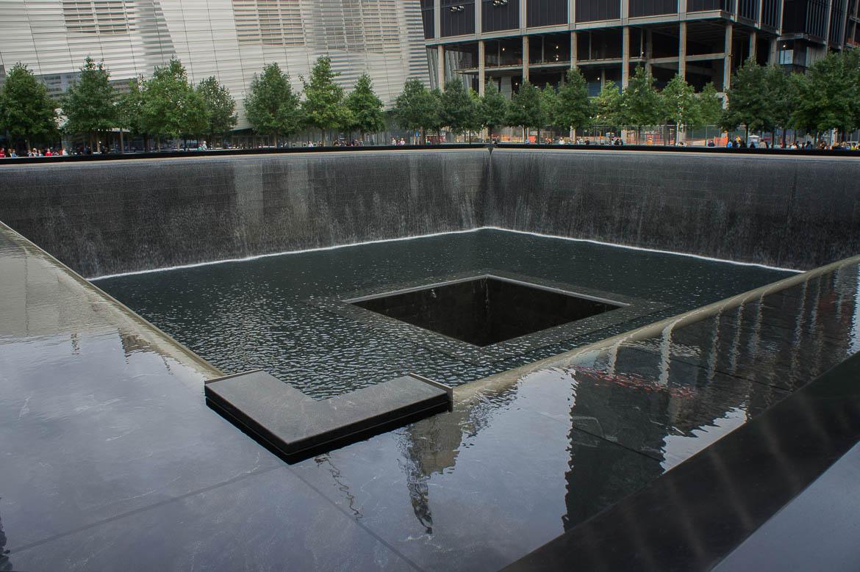 Bassin du Memorial