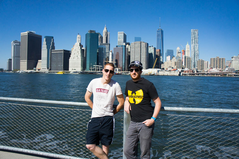 Skyline de Manhattan - New York