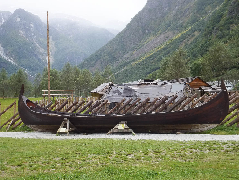 Ancien Bateau Viking