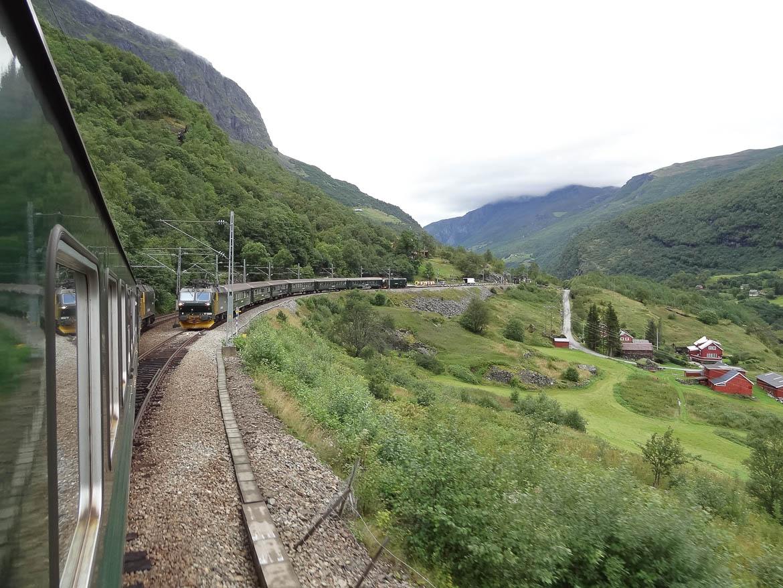 En route vers Myrdal