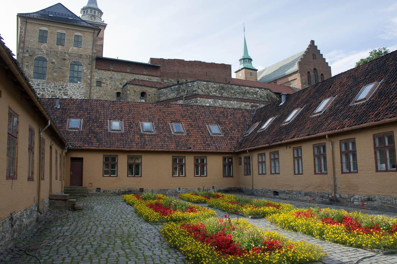 Citadelle d'Oslo