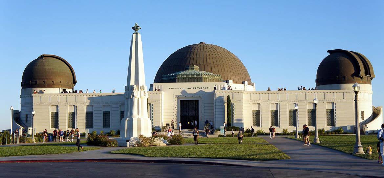 Observatory de Grifftih Park - Los Angeles