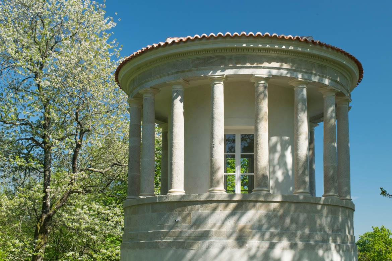Temple de la Vesta
