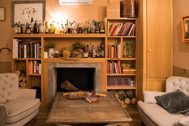 Le bar à vin du Chemin des Vignobles