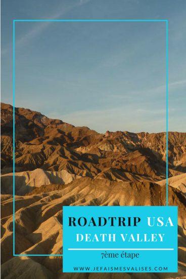 Death Valley n'est pas qu'une région aride où il fait très chaud, il y a aussi beaucoup de choses à voir. On vous fait découvrir nos coins préférés.