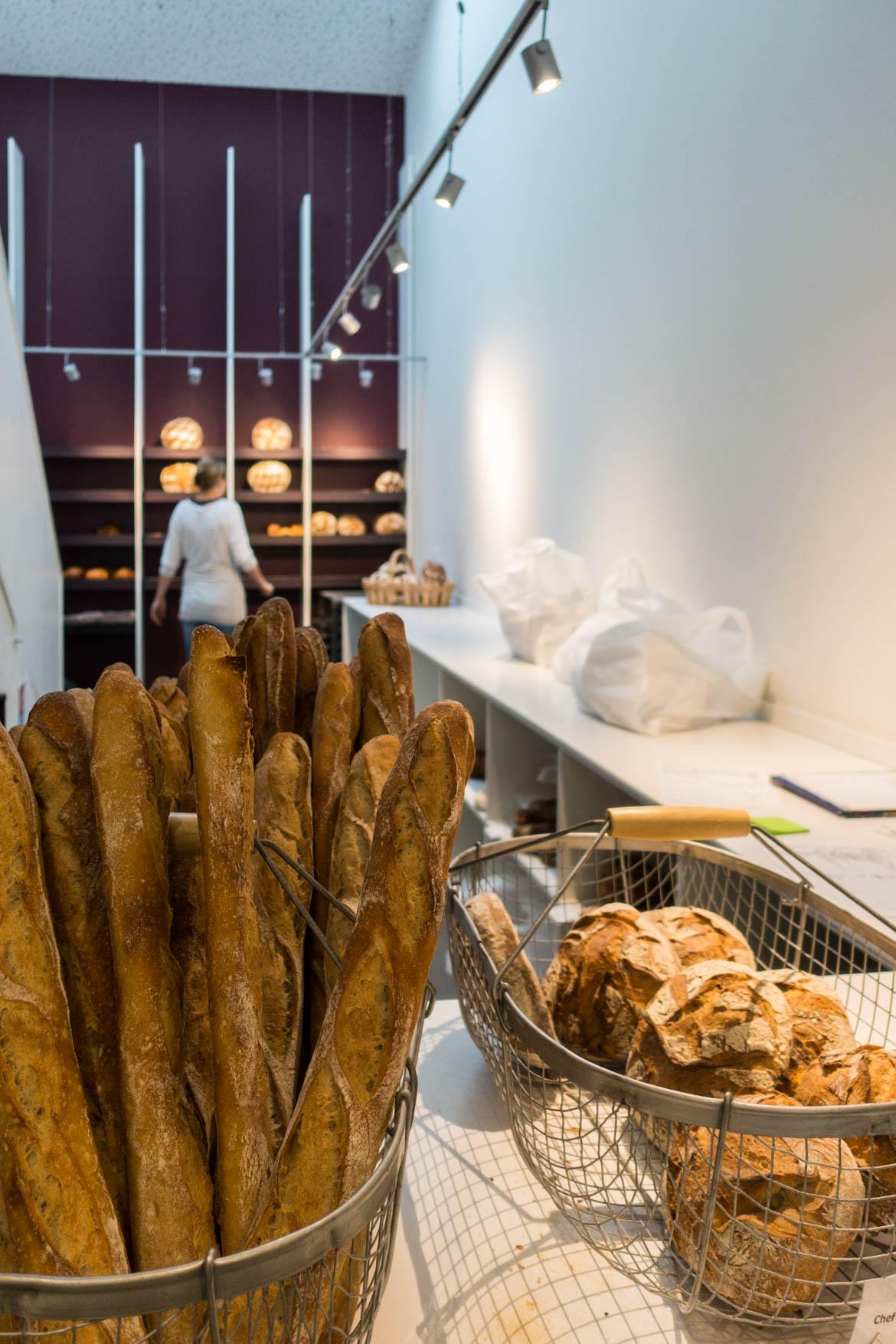 Boulangerie d'Alex Croquet