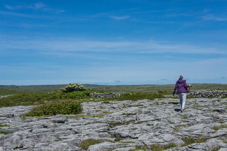 Balade dans le Burren