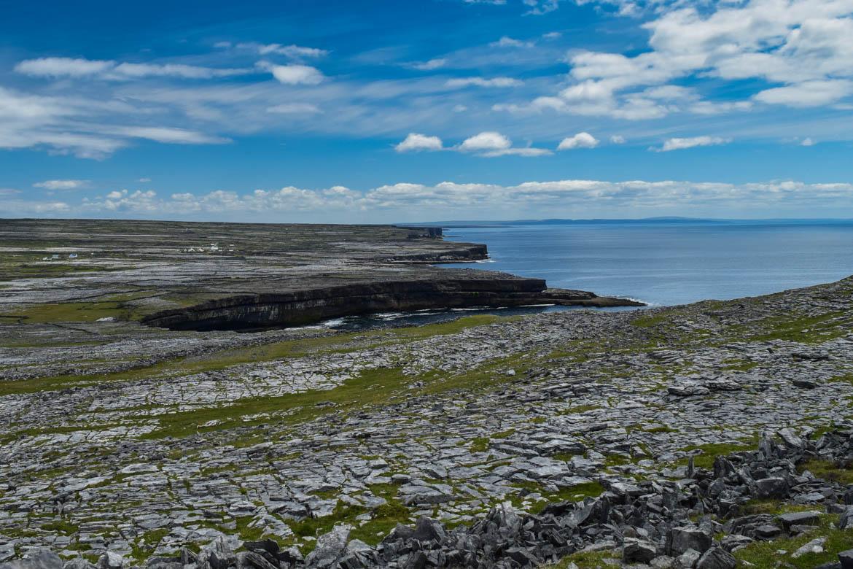 Falaise de Dun Aengus sur Inishmore