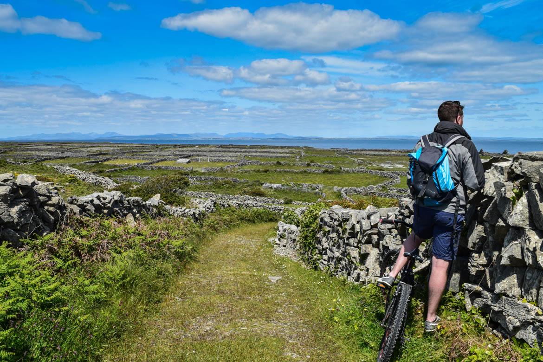 Balade en vélo dans Inishmore