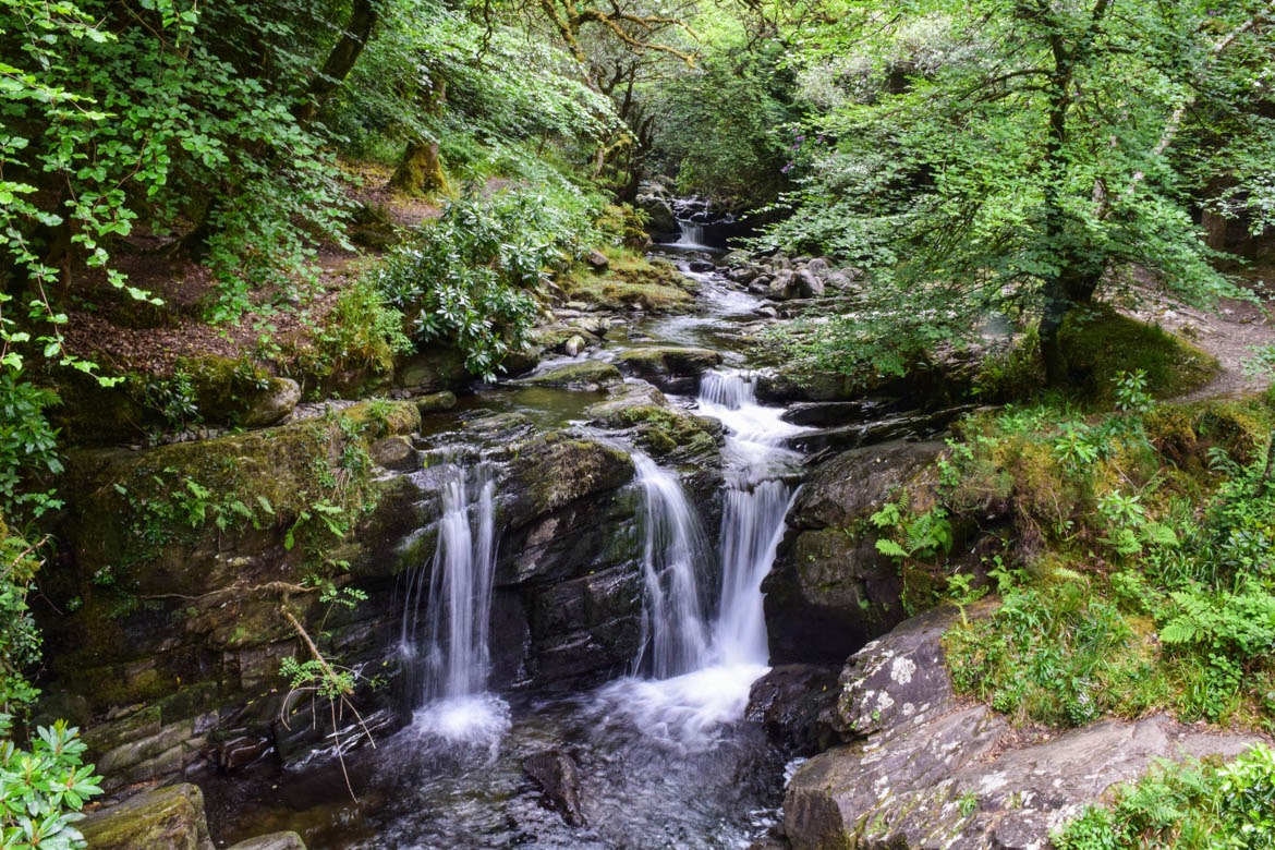 Torc Waterfall - Kilarney National Park - Ireland