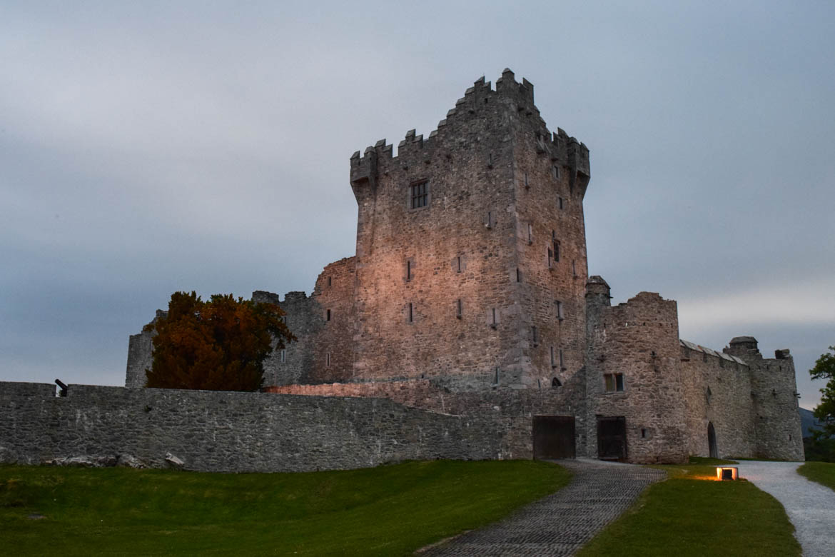 Ross Castle - Ring of Kerry - Ireland
