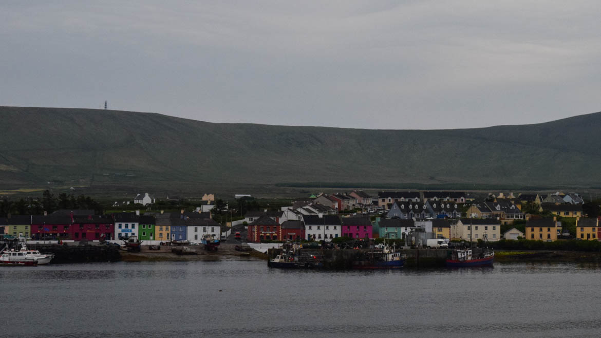 Portmagee - Ring of Kerry - Ireland