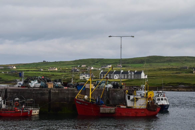 Portmagee - Iveragh Peninsula - Ireland