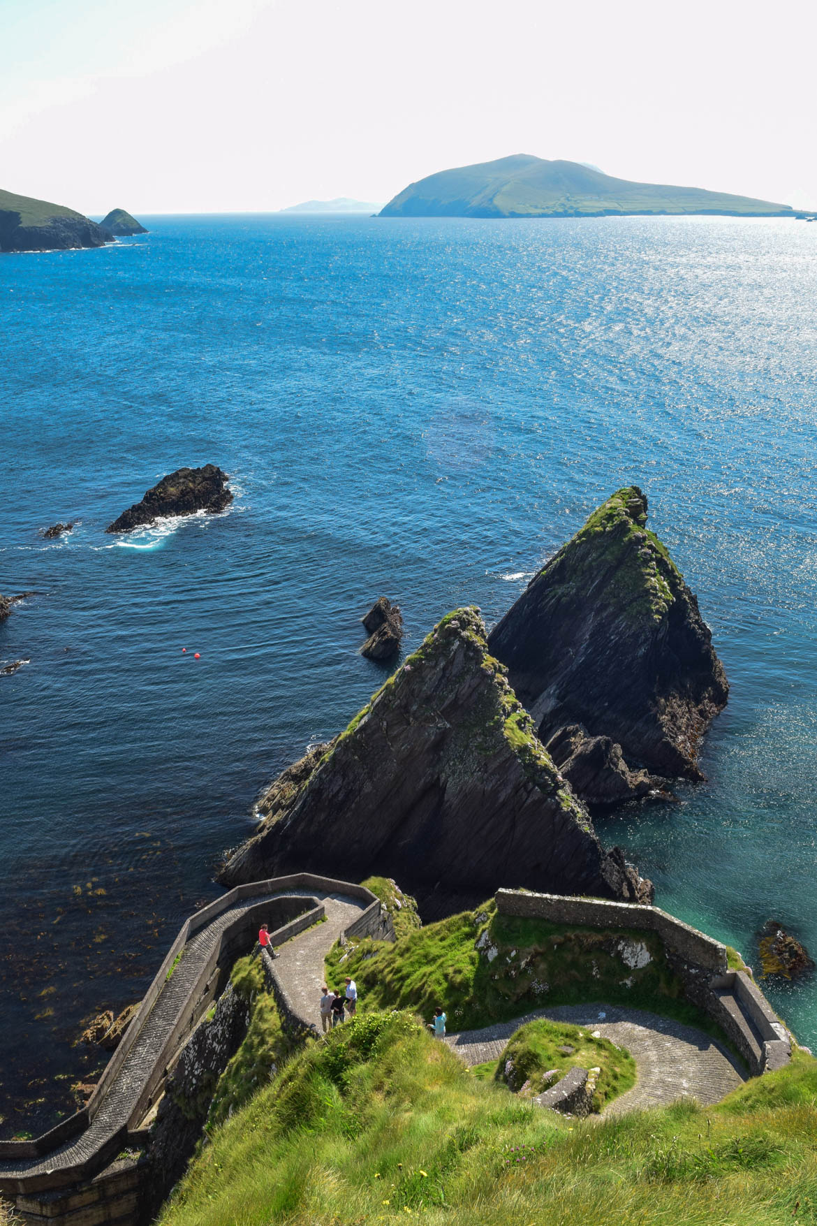 Dunquin Pier - Dingle Peninsula - Ireland