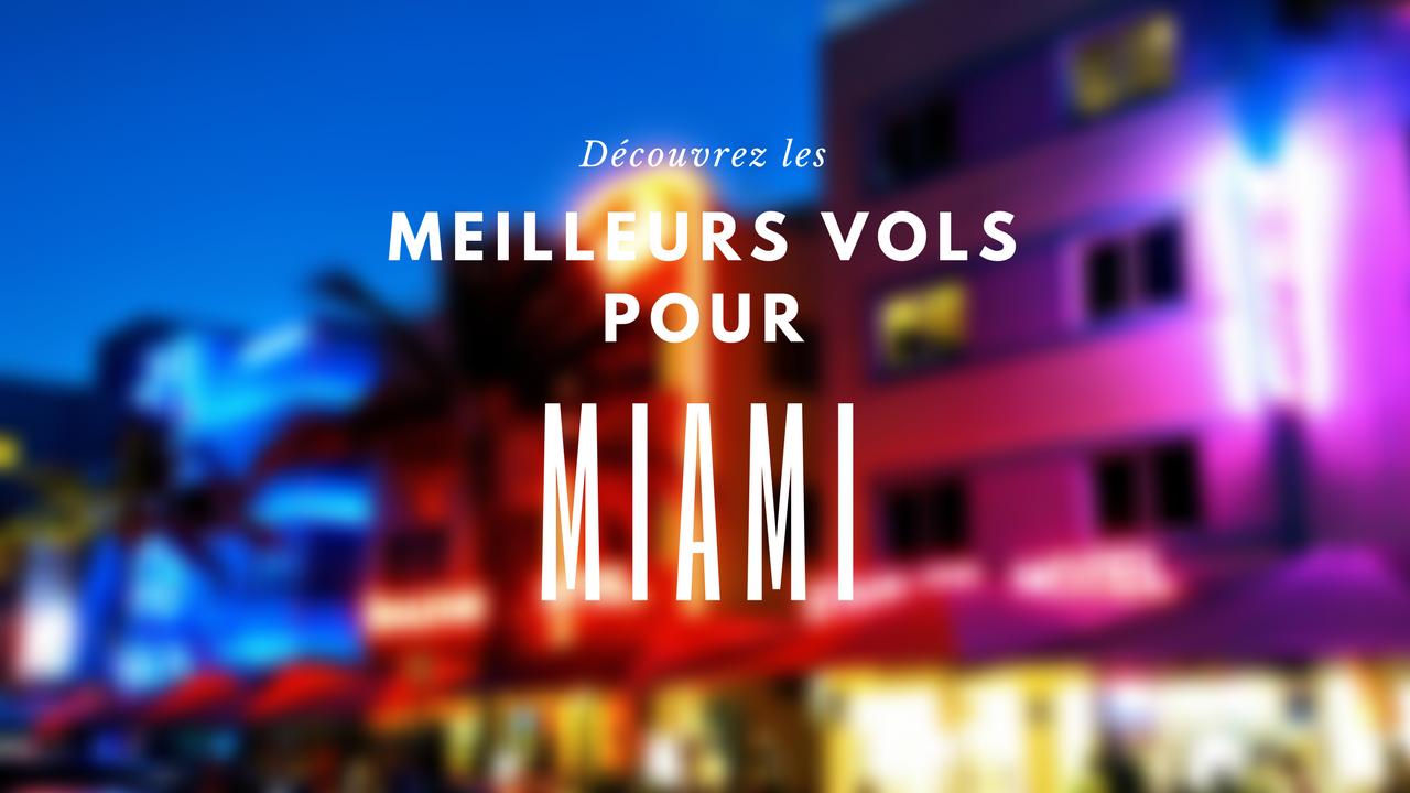Bannière Skyscanner Miami