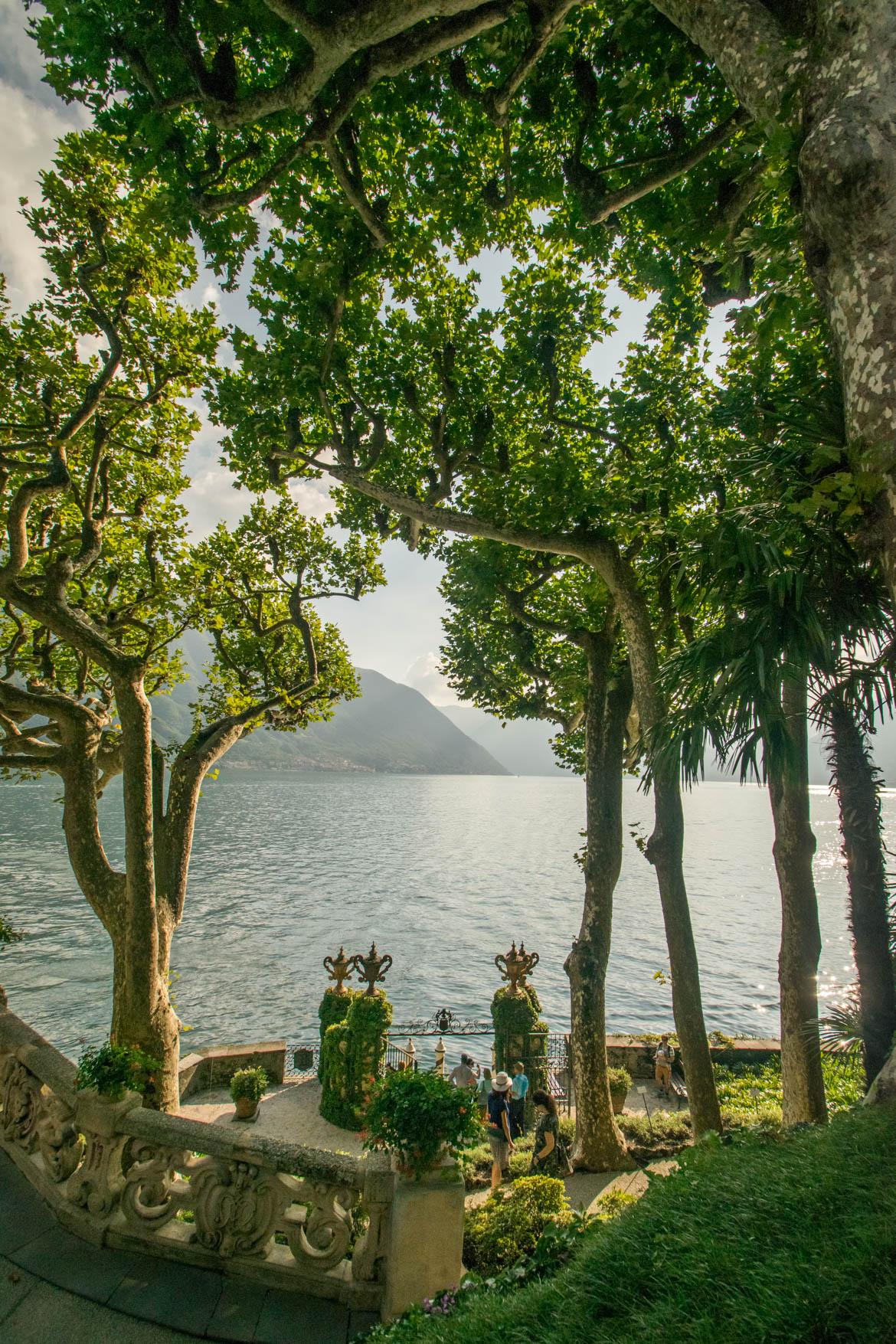 Lac de Côme - Villa Balbianello