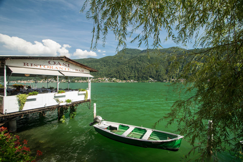 Morcote - Lac de Lugano