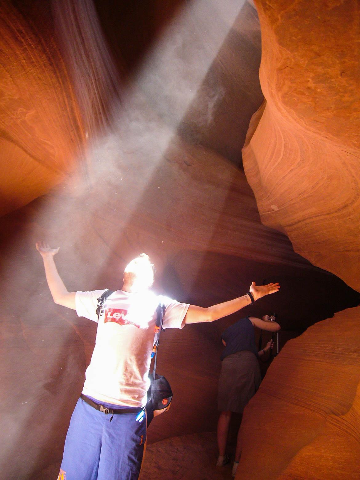 Antelope Canyon - Page - Arizona