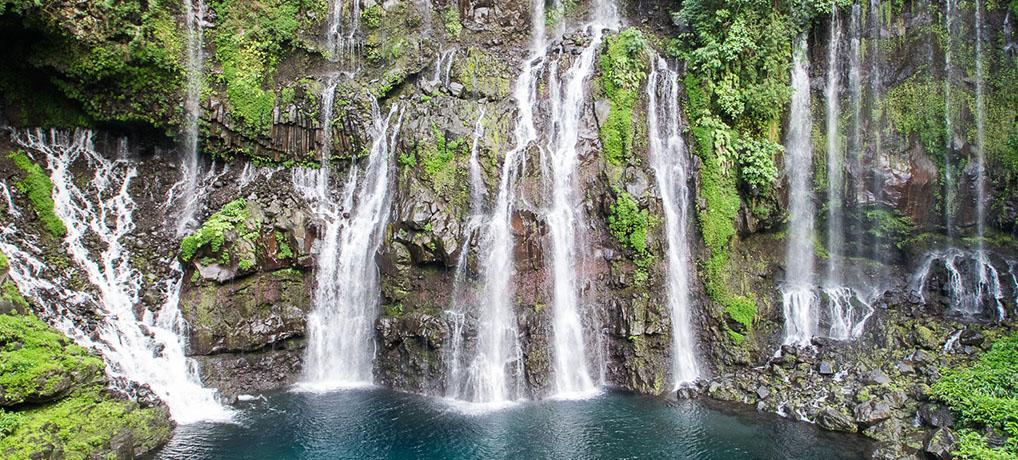 Cascade Grand Galet, La Réunion