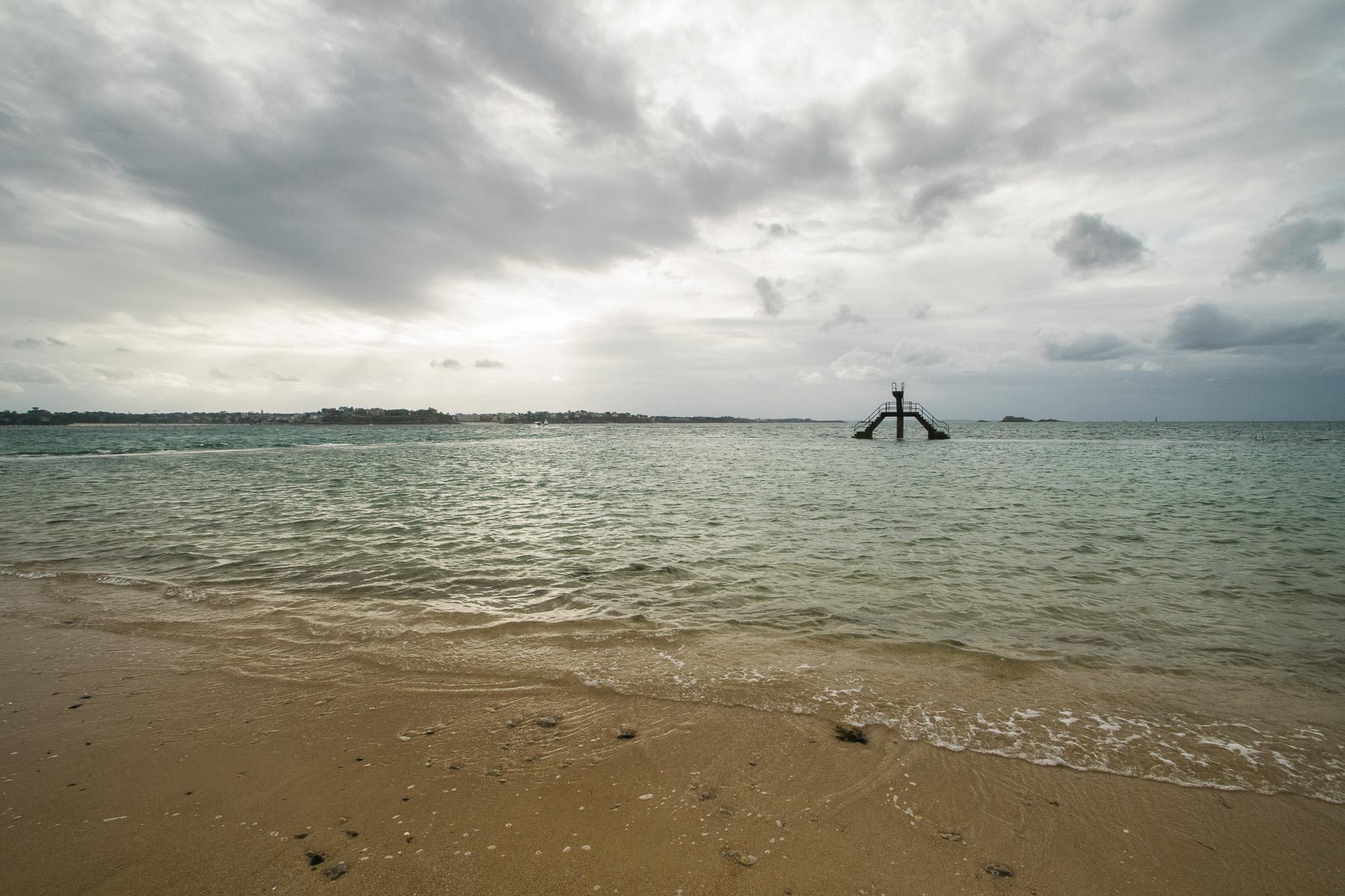 Piscine d'eau de mer de Bon Secours - Saint-Malo