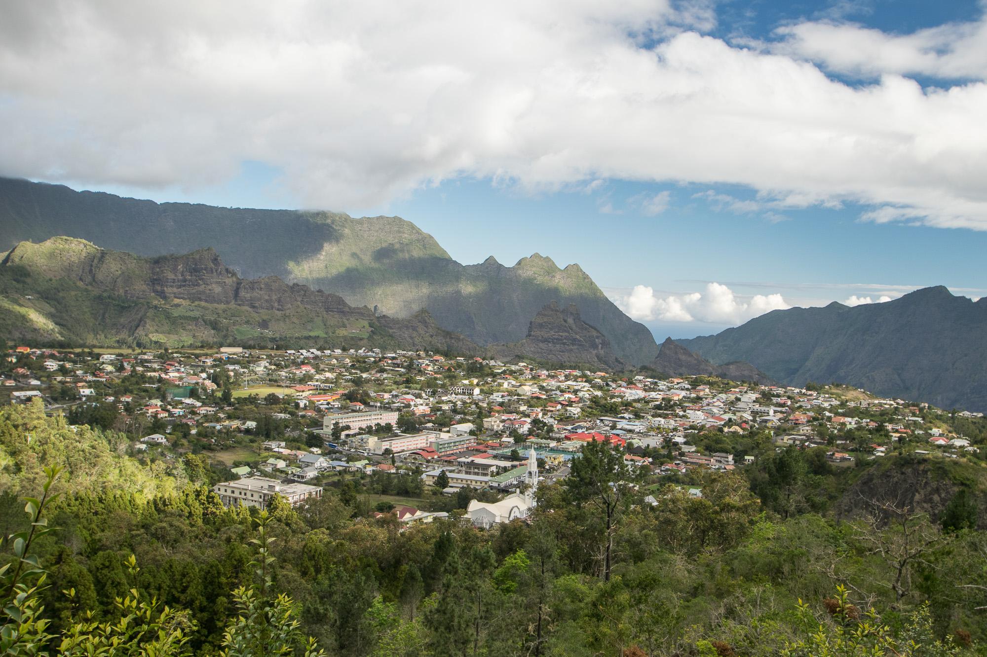 Cilaos, La Réunion