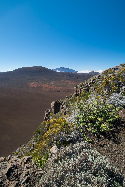 Vue sur la pleine des Sables, La Réunion