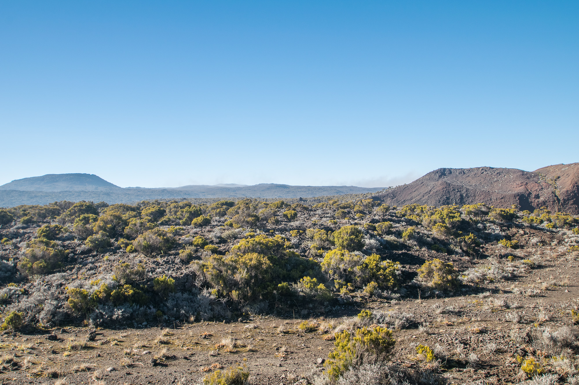 Pleine des sables, Piton de la Fournaise, La Réunion