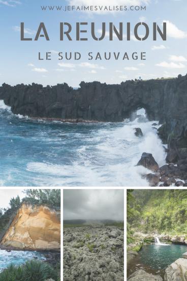 Pin La Réunion Sud Sauvage