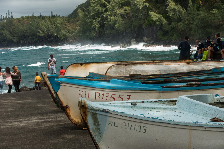 Anse des Cascades, La Réunion