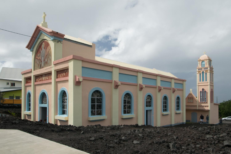 Notre-Dame des Laves, La Réunion