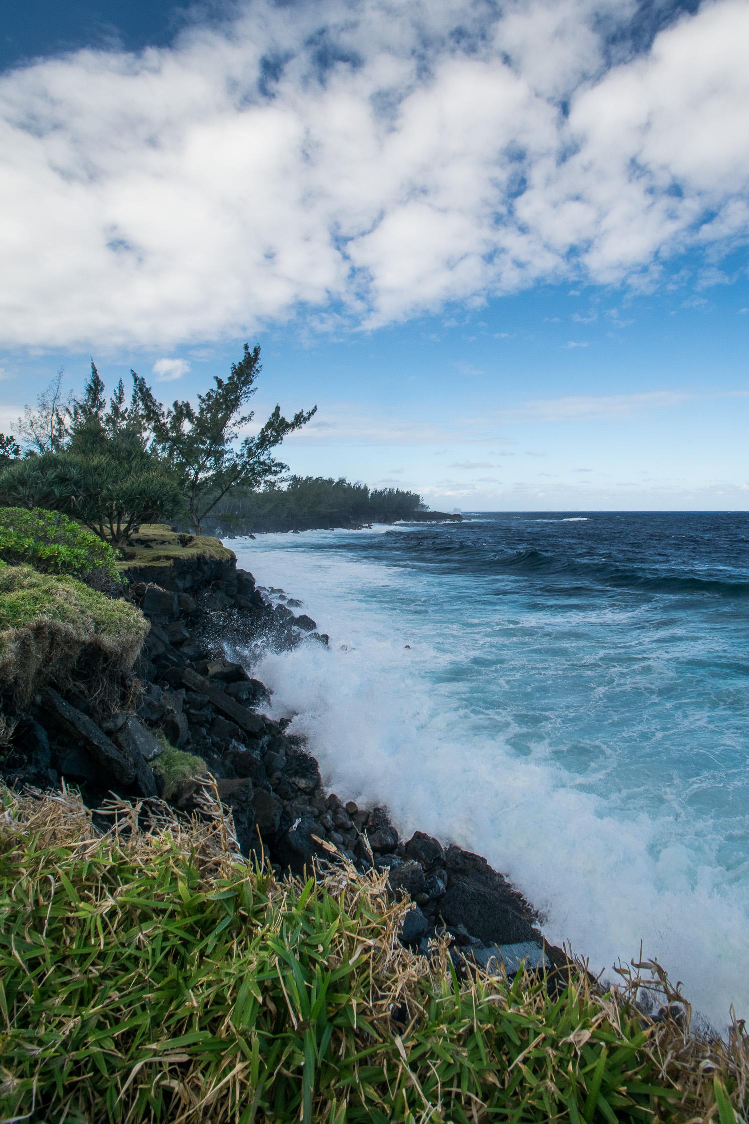 Mer Cassée, La Réunion