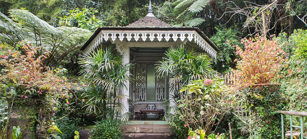 Maison Folio, Salazie, La Réunion