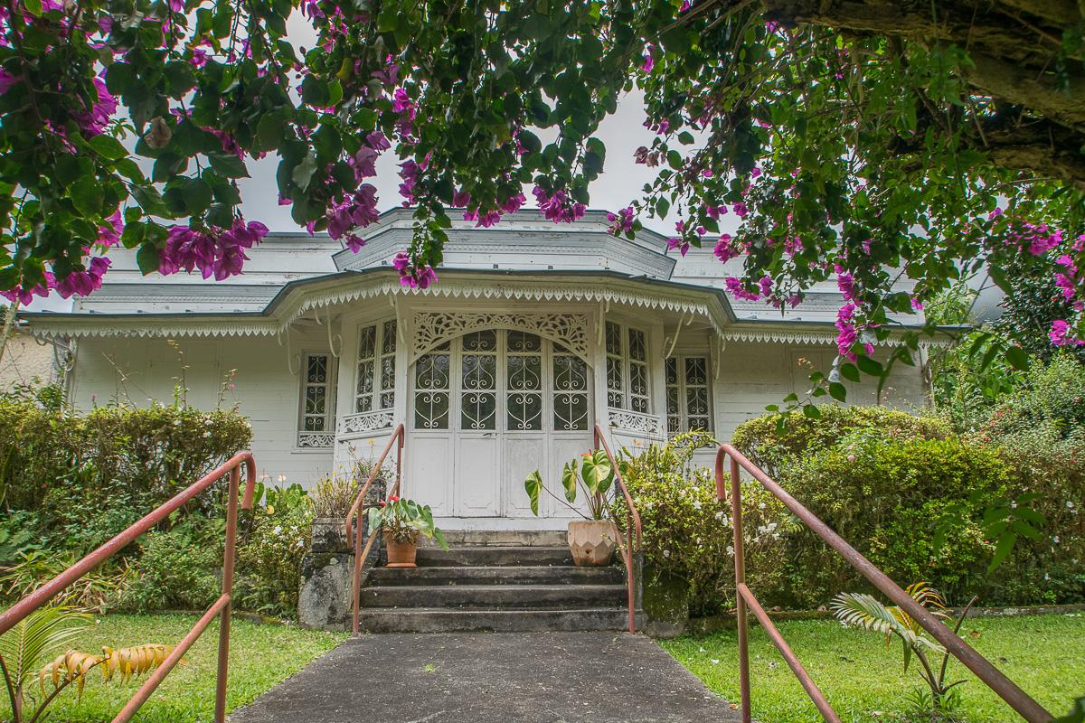 Maison créole, Salazie, La Réunion