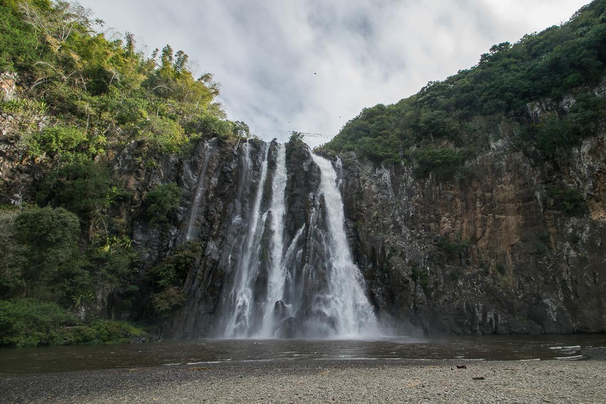 Cascade Niagara, La Réunion