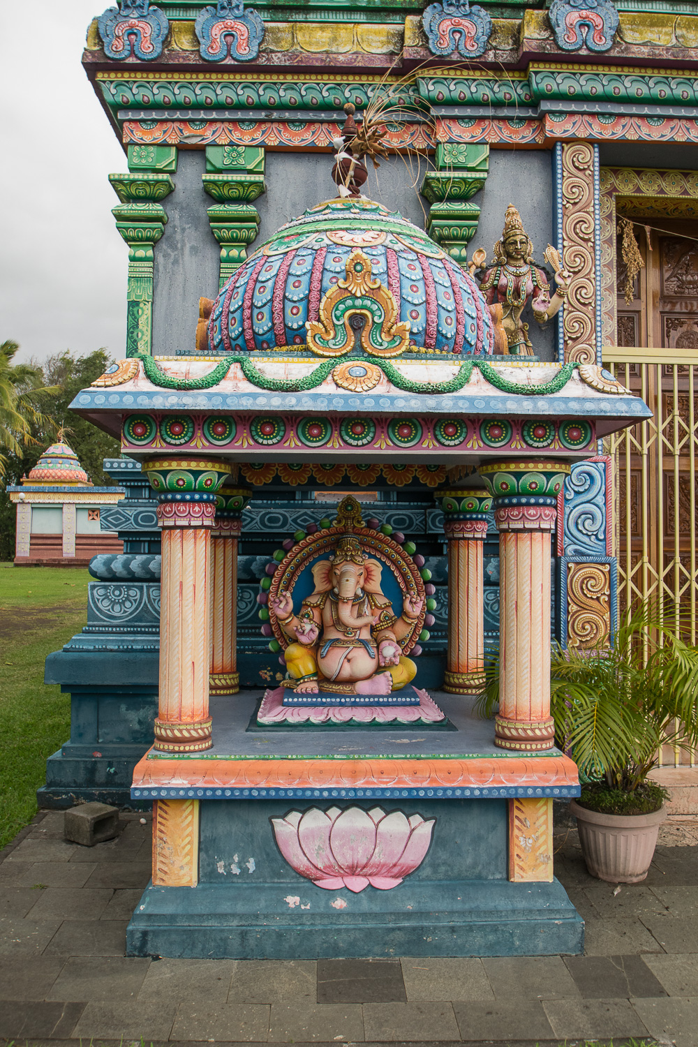 Temple Malbar, Saint-André, La Réunion
