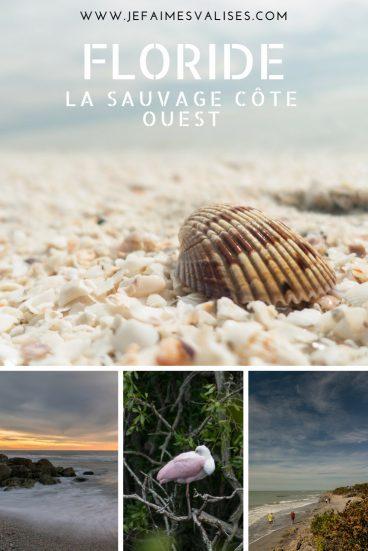 La Floride est beaucoup plus nature qu'on le croit et la côte Ouest de la Floride en est la preuve.