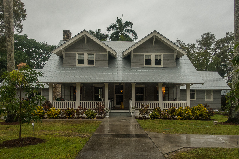 Résidence d'hiver de Ford Et Edison, Fort Myers, Floride