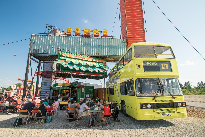 Transfert, une oeuvre du Voyage à Nantes