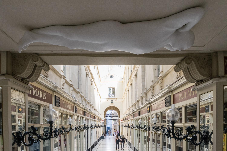 L'éloge de la Paresse, une oeuvre du Voyage à Nantes