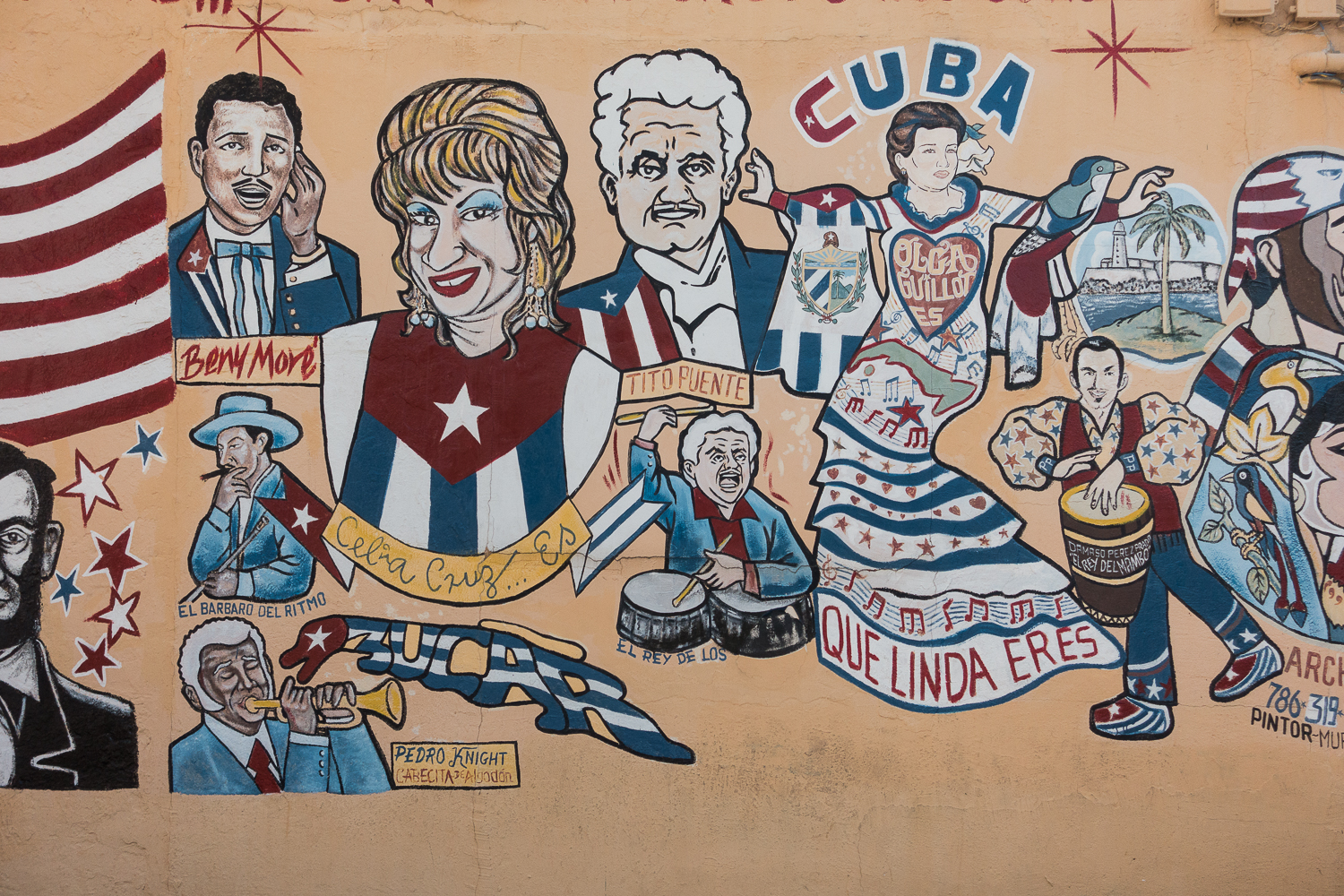 Little Havana, le quartier cubain de Miami