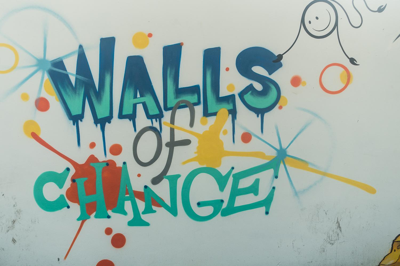 Street art dans le quartier de Wynwood à Miami, Floride